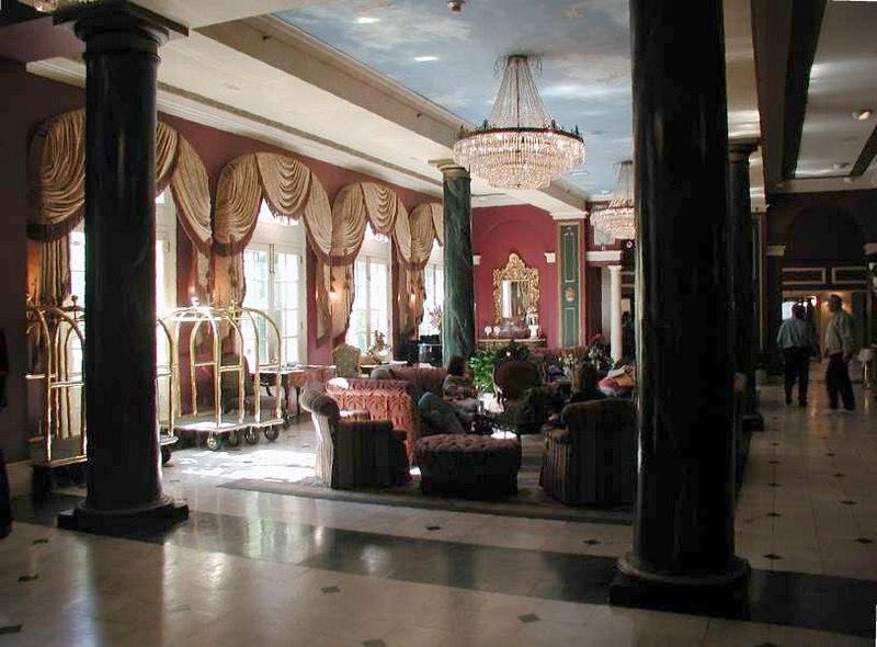 001d Hotel lobby in AM - horiz