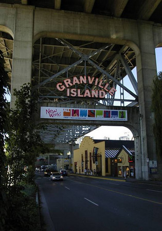 2nd day - Granville Island