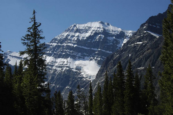 9th day - Mt. Edith Cavell