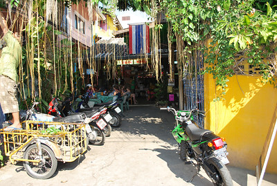 Julies Guesthouse in Old-City Chiang Mai.