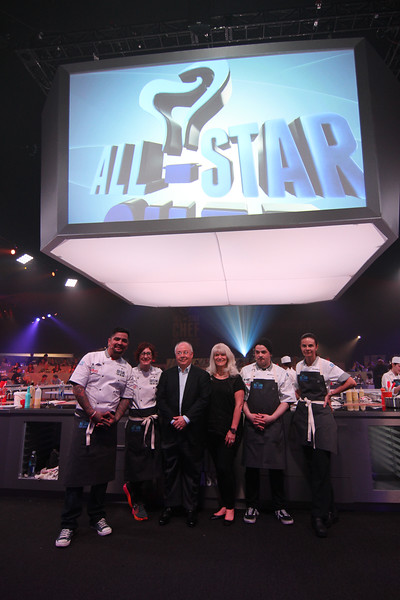 All Star Chef Classic 2015
