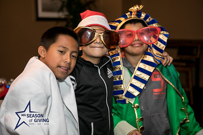AEG's Season of Giving