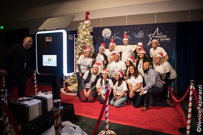 AEG Season of Giving  #SpreadCheer  Photo by VenicePaparazzi.com