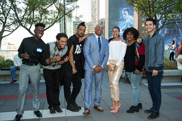 06.15.17. BET Experience Youth Program Reception