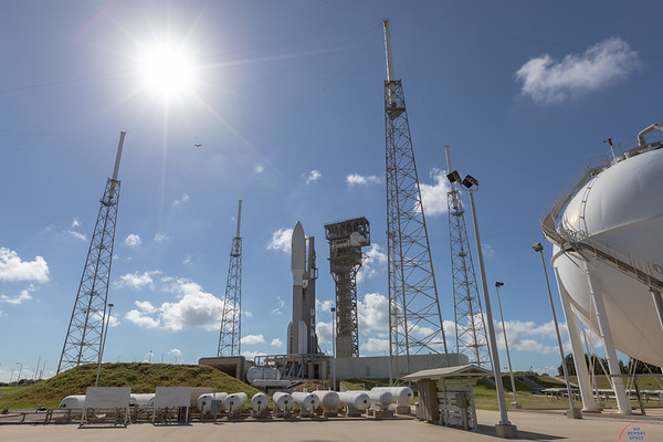 AEHF4 AtlasV by United Launch Alliance