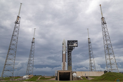 AEHF5 by United Launch Alliance