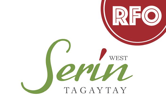Serin West Tagaytay