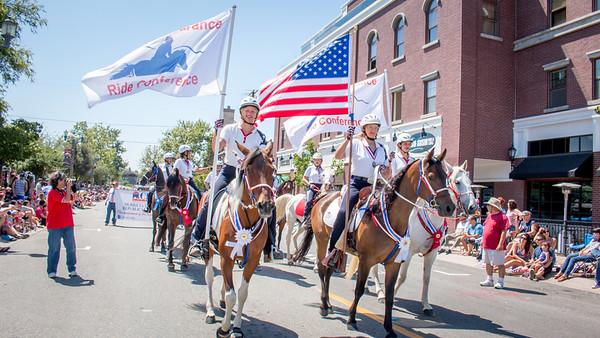 Temecula 4th Of July Parade