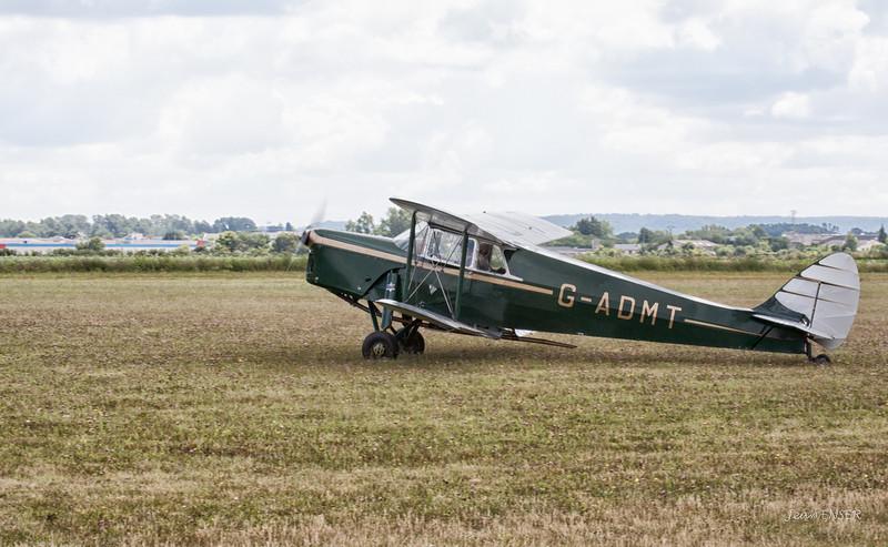 G-ADMT  - 1936 De Havilland DH-87B Hornet Moth C/N 8093