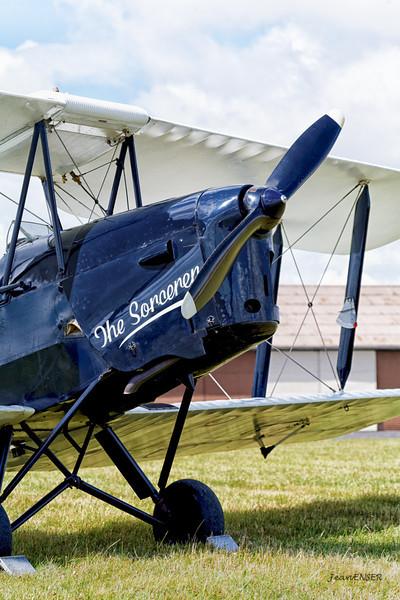 De Havilland DH-82A Tiger Moth II G-AIDS