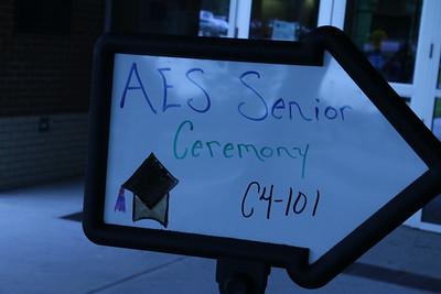 AES Senior Graduation 2017