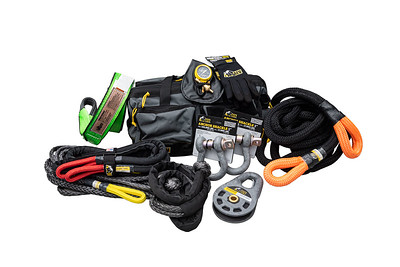 AEV Full-Size Expedition Recovery Gear Kit