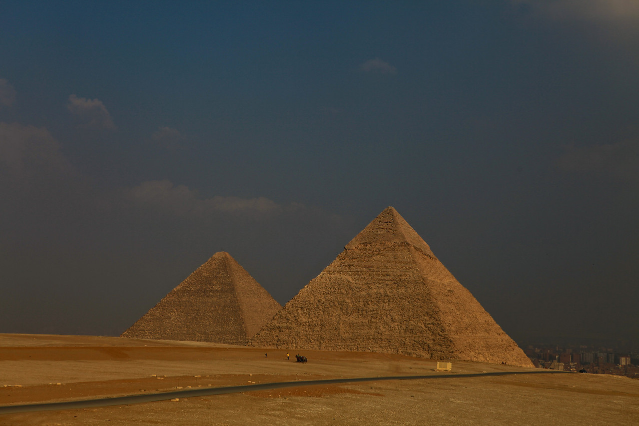 Many of the casing stones and inner chamber blocks of the Great Pyramid were fit together with extremely high precision. Based on measurements taken on the north eastern casing stones, the mean opening of the joints is only 0.5 millimetres wide (1/50th of an inch).