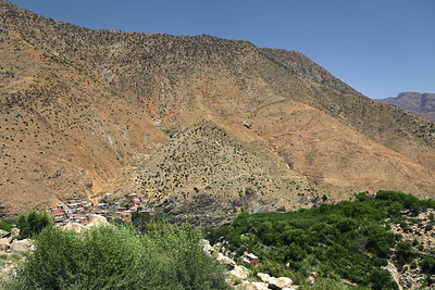 Beyond the end of the road at Setti Fatma, there are another 15 berber villages you can hike to, including the top of the Yagour Plateau, where you can see hundreds of petroglyphs.
