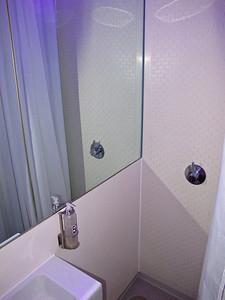 ..shower...
