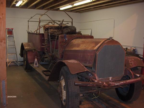 old #2 Restoration