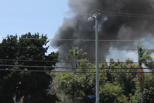 2012 savana fire pics