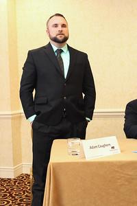Caddo Parish's Adam Caughern represented Louisiana at the 99th American Farm Bureau convention in Nashville, Tennessee.