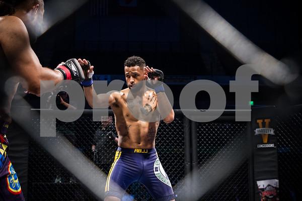 AFC 141 || Booker vs Meriweather