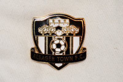 Badges of teams that AFC Liverpool have played against