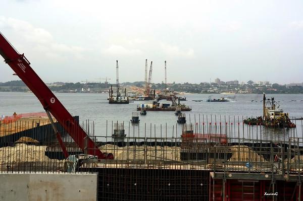 Abijan Bridge Construction Project