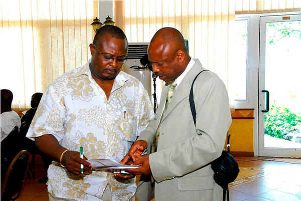 Main One Launch. Tema Ghana