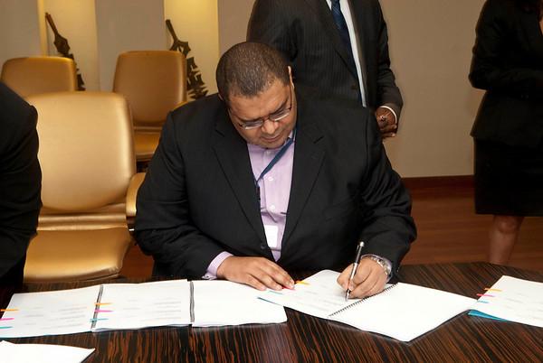 TUPL Signing April 2011
