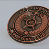 New AFC Liverpool Supporters Club badge.