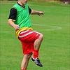 AFC Liverpool's Aaron Stafford.