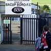 Welcome to the Brian Boys Stadium. Home of Bacup Boro F.C.