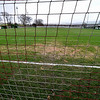 A view of the goal mouth from the XLCR Stadium - home of Colne FC.
