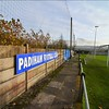 The Arbories Memorial Sports Ground - home of Padiham FC.
