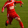 AFC Liverpool's Sean Richards.