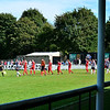 Alsager Town versus AFC Liverpool.