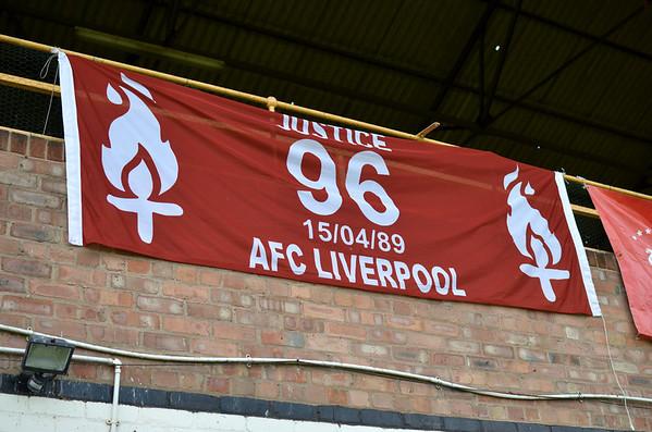 AFC Liverpool versus Bacup Borough FC.