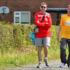 Steve and Chris complete their walk.