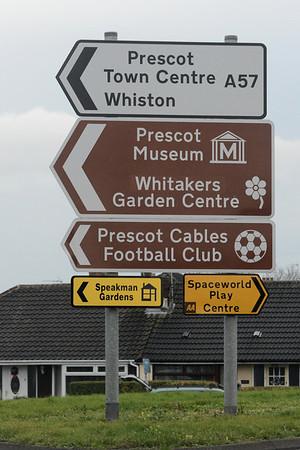 AFC Liverpool versus AFC Blackpool.