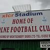 Colne FC versus AFC Liverpool.
