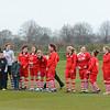AFC Liverpool Ladies versus Tranmere Rovers Ladies.