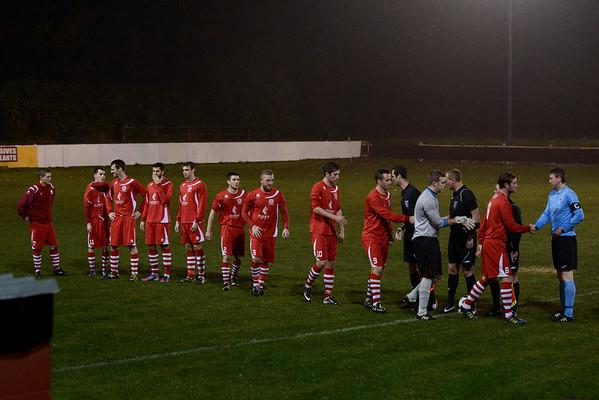 AFC Liverpool versus West Didsbury and Chorlton.