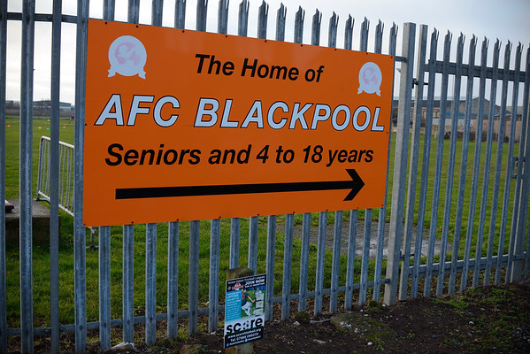 AFC Blackpool and AFC Liverpool.