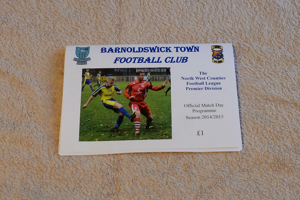 Barnoldswick Town and AFC Liverpool.