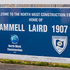 Cammell Laird 1907 and AFC Liverpool.