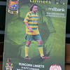 Runcorn Linnets and AFC Liverpool.