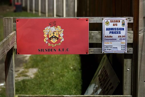 Silsden AFC and AFC Liverpool.