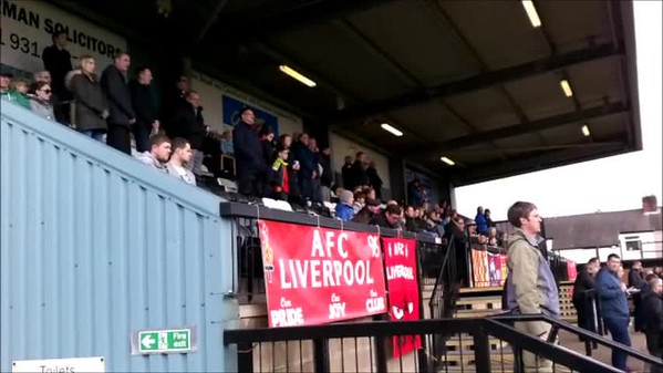 AFC Liverpool and Bootle FC.