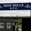 New Mills AFC and AFC Liverpool.