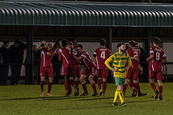 AFC Liverpool and Runcorn Linnets.