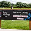 Sandbach United FC and AFC Liverpool.