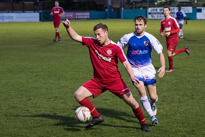 Abbey Hey FC (h) W 3-1 *